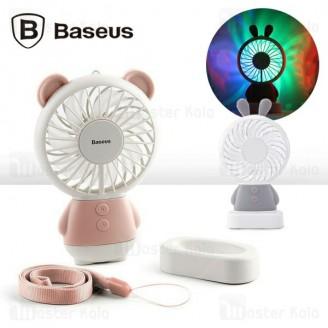 پنکه فانتزی بیسوس Baseus Dharma bear / Rabbit mini Fan طراحی قاب حمل