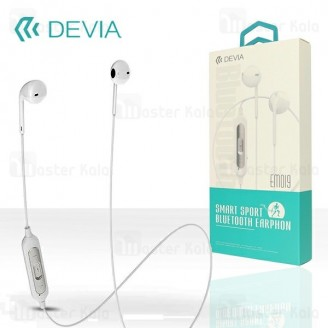 هندزفری بلوتوث دیویا DEVIA EM019 Smart Sport Bluetooth طراحی گردنی