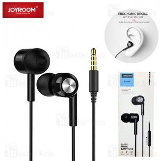 هندزفری سیمی جویروم Joyroom JR-E102S Blossom II Music Earphone