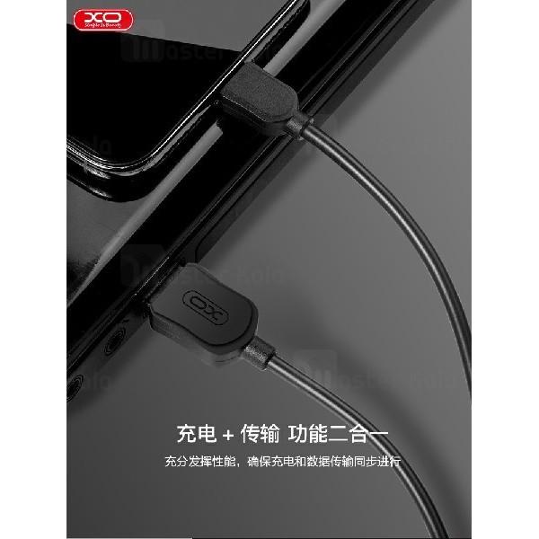کابل لایتنینگ ایکس او XO NB41 Cable توان 2 آمپر و طول 1 متر