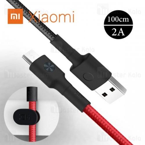کابل میکرو یو اس بی شیائومی Xiaomi ZMI AL603 طول 1 متر و توان 2 آمپر