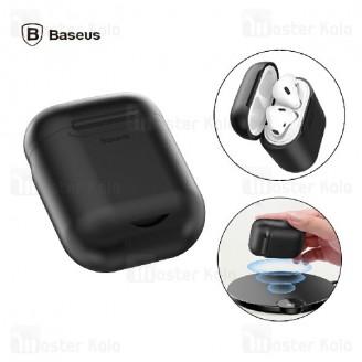 کیف شارژ وایرلس ایرپاد بیسوس Baseus Wireless Charger Case WIAPPOD-01