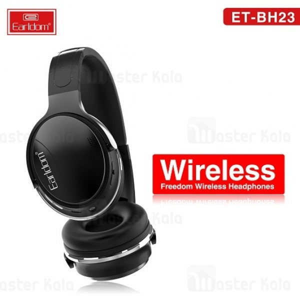 هدفون بلوتوث ارلدام Earldom ET-BH23 Wireless Stereo Headphone