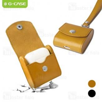 کاور محافظ ایرپاد جی کیس G-Case Airpod Leather Protective Case