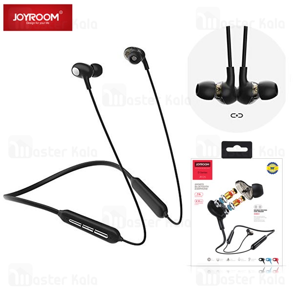 هندزفری بلوتوث Joyroom JR-D5 Sports Bluetooth Earphone IPX5 ضد آب