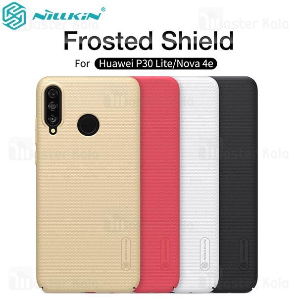 قاب محافظ نیلکین هواوی Huawei P30 Lite / Nova 4e Nillkin Frosted Shield