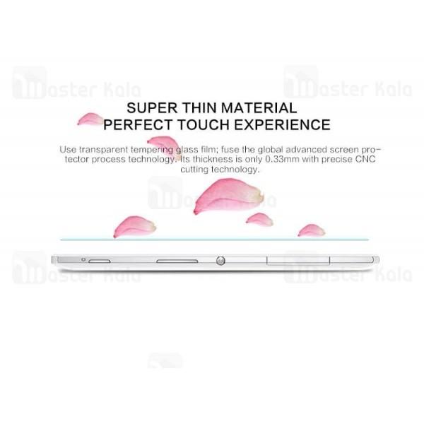 محافظ صفحه نمایش شیشه ای نیلکین سونی Sony Xperia C3 / S55T Nillkin H Plus Glass