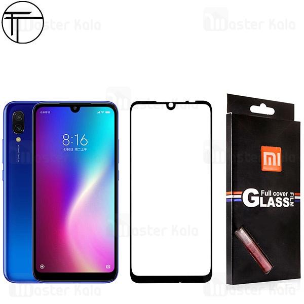 محافظ صفحه شیشه ای تمام صفحه تمام چسب TT شیائومی Xiaomi Redmi 7 / Y3