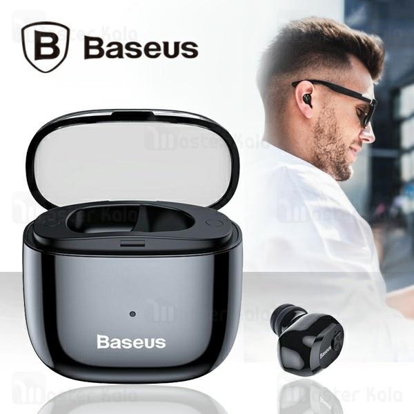 هندزفری بلوتوث بیسوس Baseus Encok Wireless Earphone A03 NGA03-01 به همراه داک شارژ