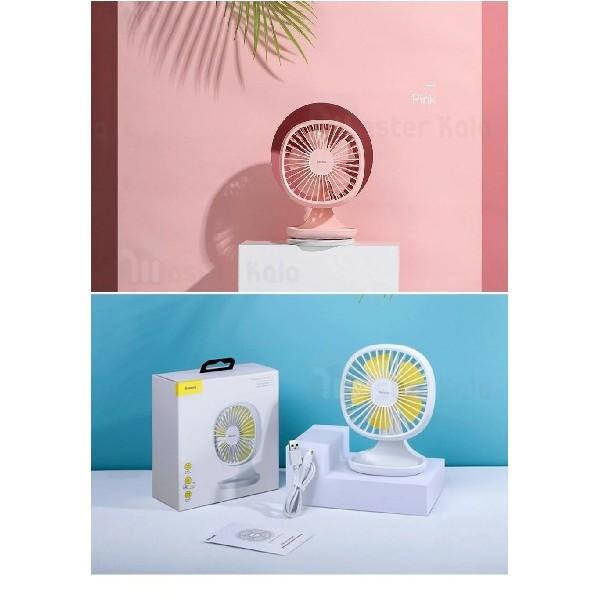 پنکه رومیزی بیسوس Baseus Pudding-Shaped Fan CXBD-02