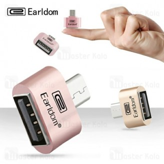 تبدیل USB به Micro USB ارلدام Earldom ET-OT01 Multifunctional OTG Adapter