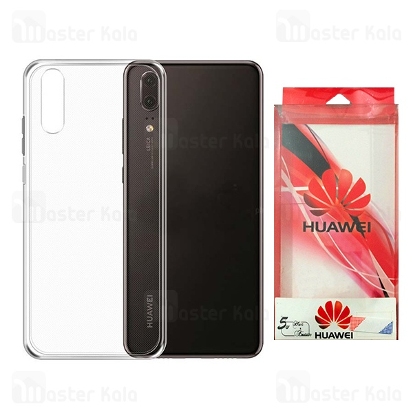 قاب ژله ای پشت کریستالی TT هواوی Huawei P20