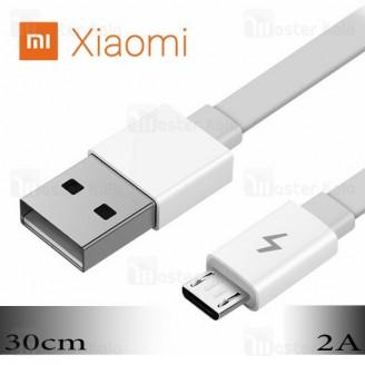 کابل میکرو یو اس بی شیائومی Xiaomi ZMI AL610 طول 30 سانتی متر