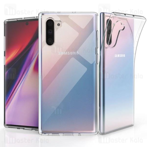 قاب ژله ای سامسونگ Samsung Galaxy Note 10 COCO Clear Jelly