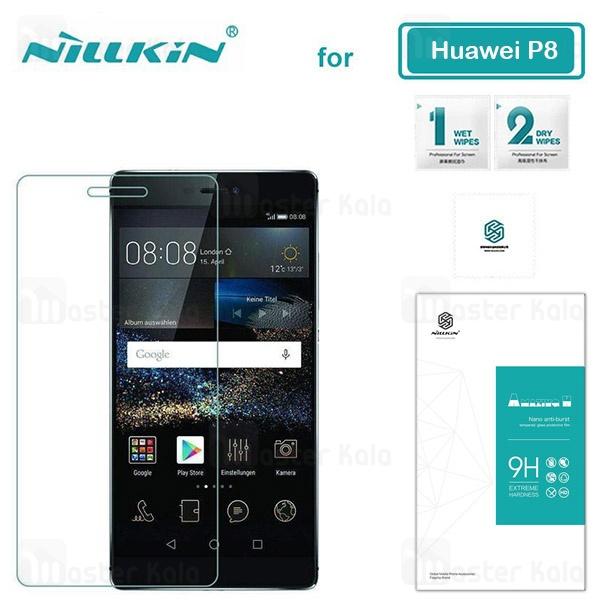 محافظ صفحه نمایش شیشه ای نیلکین هواوی Huawei Ascend P8 Nillkin H Glass...