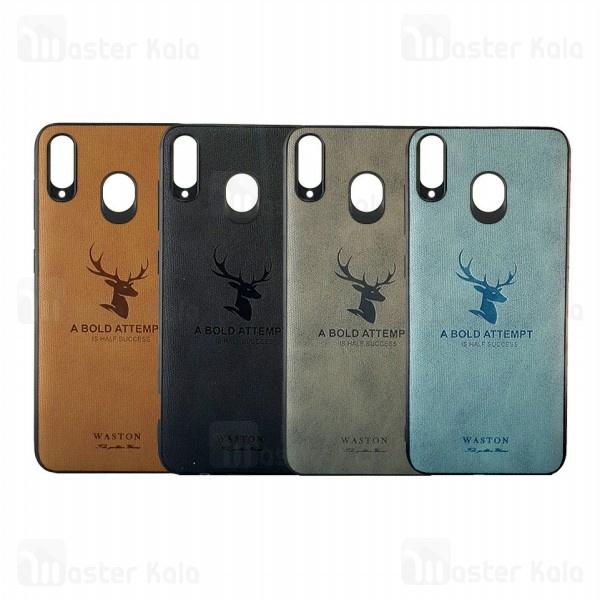 قاب طرح گوزن سامسونگ Samsung Galaxy M20 Waston Deer Case