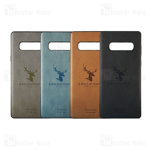 قاب طرح گوزن سامسونگ Samsung Galaxy S10 Plus Waston Deer Case