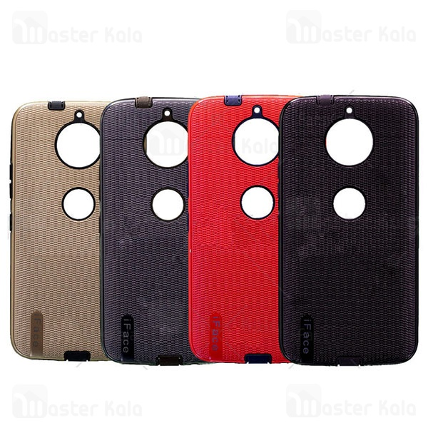 قاب محافظ آی فیس موتورولا Motorola Moto G5s Plus iFace Case