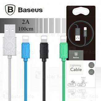 کابل لایتنینگ بیسوس Baseus Yaven Lightning Cable CALUN-02 توان 2 آمپر