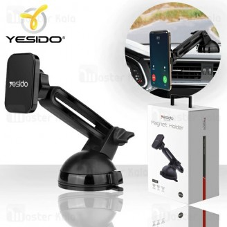 پایه نگهدارنده موبایل یسیدو Yesido C39 Car Holder طراحی تلسکوپی