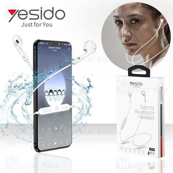 هندزفری بلوتوث یسیدو Yesido YSP05 Sports Bluetooth Headset طرح ایرپاد
