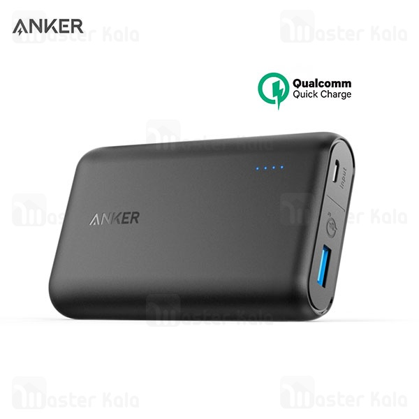 پاوربانک 10000 میلی آمپر انکر Anker A1266 Powercore Speed PowerIQ QC3.0