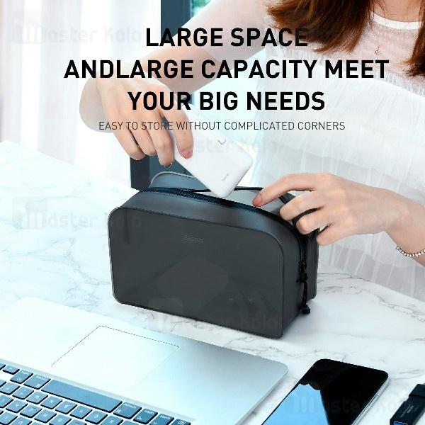 کیف ضد آب بیسوس Baseus Case TPU Receipt Package LBZL-B01 سایز بزرگ