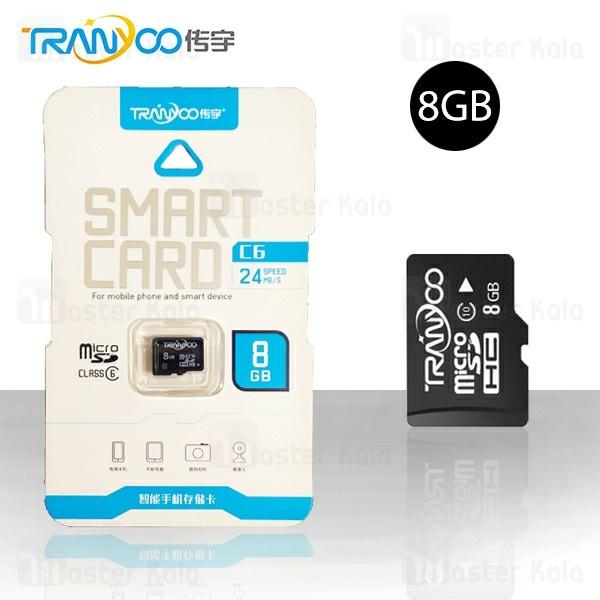 کارت حافظه میکرو اس دی 8 گیگابایت ترانیو Tranyoo C6 Class 6 8GB