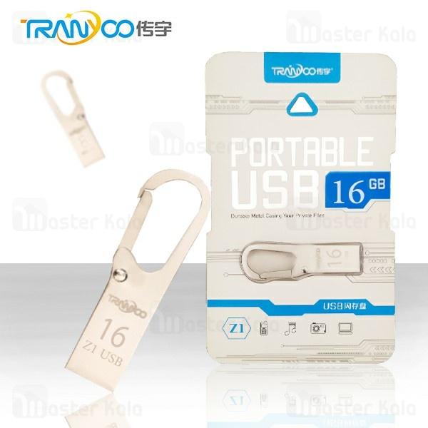 فلش مموری 16 گیگابایت ترانیو Tranyoo Z1 16GB Flash Memory Metal