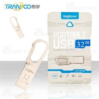 فلش مموری 32 گیگابایت ترانیو Tranyoo Z1 32GB Flash Memory Metal
