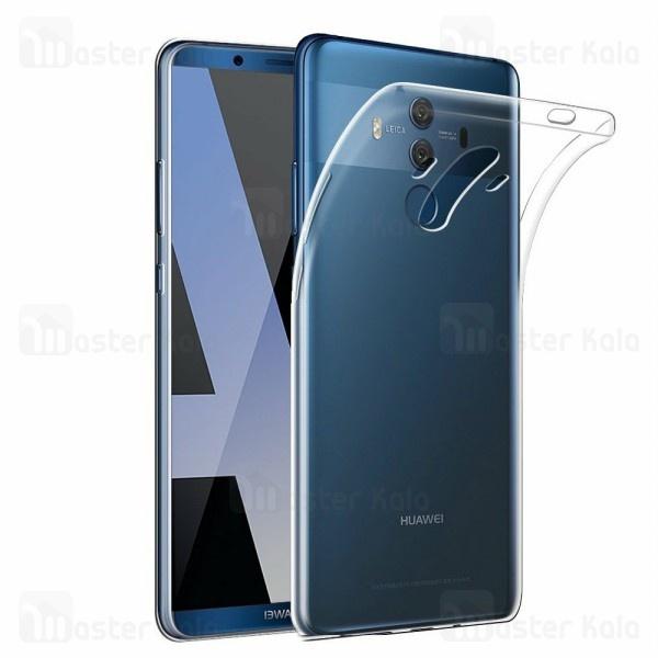 قاب ژله ای هواوی Huawei Mate 10 Pro COCO Clear Jelly