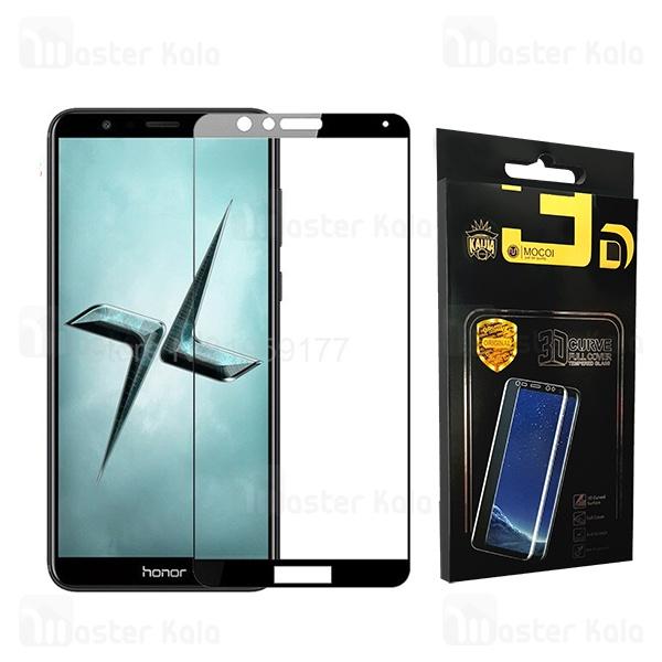 محافظ صفحه شیشه ای تمام صفحه تمام چسب هواوی Huawei Honor 7x Mocol Glass