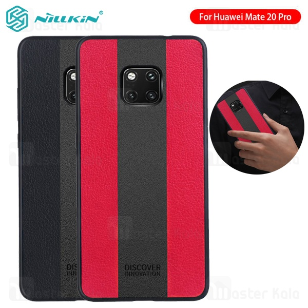 قاب چرمی نیلکین هواوی Huawei Mate 20 Pro Nillkin Racer Leather Case