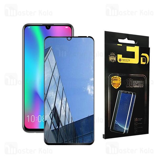 محافظ صفحه شیشه ای تمام صفحه تمام چسب آینه ای هواوی Huawei Honor 10 Lite / P Smart 2019 Mocol 6D