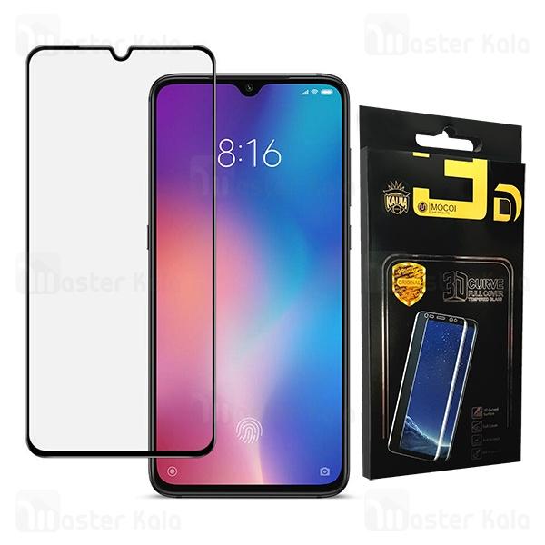 محافظ صفحه شیشه ای تمام صفحه تمام چسب شیائومی Xiaomi Mi CC9 Mocol Glass