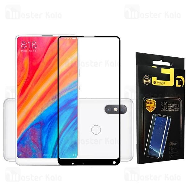محافظ صفحه نمایش شیشه ای تمام صفحه تمام چسب Xiaomi Mi Mix 2 / Mi Mix 2s Mocol Glass