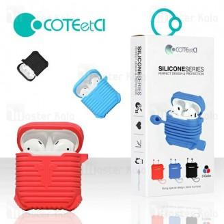 کاور محافظ ایرپاد کوتتسی Coteetci CS8119 Silicone Case