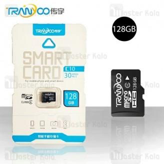 کارت حافظه میکرو اس دی 128 گیگابایت ترانیو Tranyoo C10 Class 10 128GB