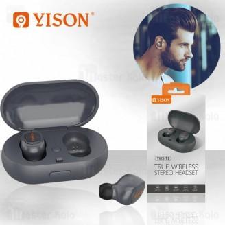 هندزفری بلوتوث دوتایی وایسون Yison TWS-T1 True Wireless Earphones