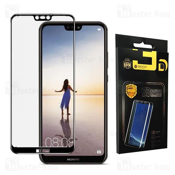 محافظ صفحه شیشه ای تمام صفحه تمام چسب هواوی Nova 3e / Huawei P20 Lite Mocol Glass