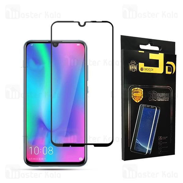 محافظ صفحه شیشه ای تمام صفحه تمام چسب هواوی Huawei Honor 10 Lite Mocol Glass