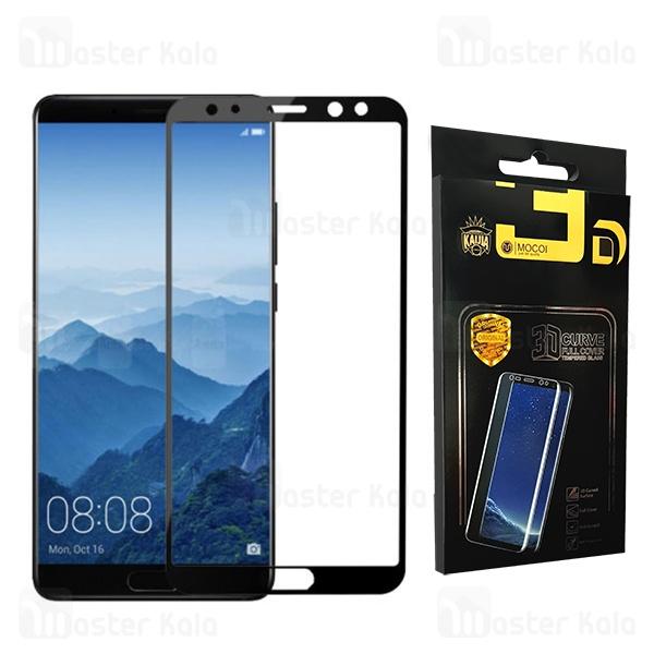محافظ صفحه شیشه ای تمام صفحه تمام چسب هواوی Huawei Mate 10 Mocol Glass