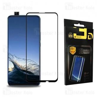 محافظ صفحه شیشه ای تمام صفحه تمام چسب هواوی Huawei Y9s / Y9 Prime 2019 / Honor 9X / Pro Mocol Glass