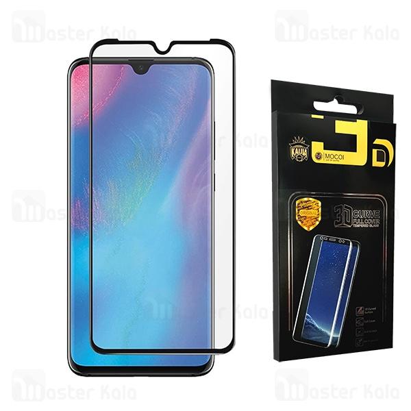 محافظ صفحه شیشه ای تمام صفحه تمام چسب خمیده هواوی Huawei P30 Pro Mocol Glass