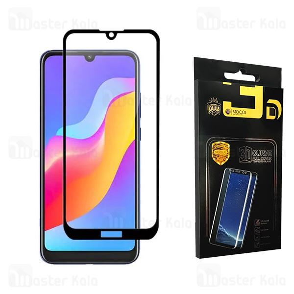 محافظ صفحه شیشه ای تمام صفحه تمام چسب هواوی Huawei Y5 2019 / Y5 Prime 2019 / Honor 8s Mocol Glass