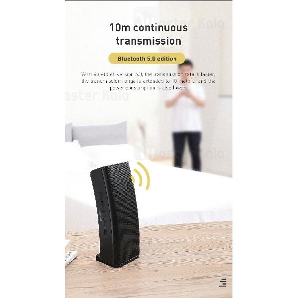 اسپیکر بلوتوث بیسوس Baseus Encok E08 Bluetooth Speaker NGE08-01 رم خور