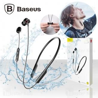 هندزفری بلوتوث بیسوس Baseus S12 Encok Earphone NGS12-01 طراحی مگنتی و ضد تعریق