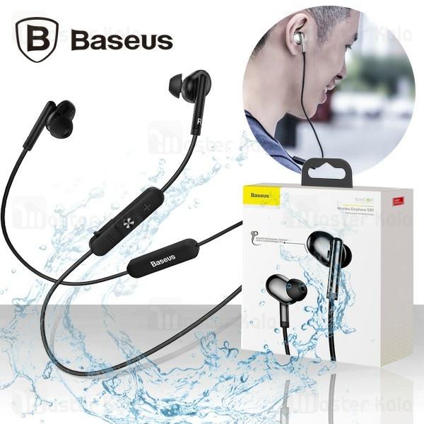 هندزفری بلوتوث بیسوس Baseus S30 Encok Wireless Earphone NGS30-0A ضد تعریق