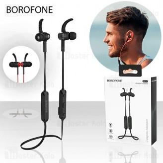 هندزفری بلوتوث بروفون Borofone BE24 Wireless Magnetic Earphone طراحی مگنتی
