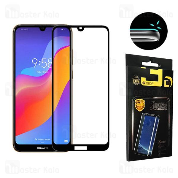 محافظ صفحه شیشه ای تمام صفحه تمام چسب هواوی Huawei Y7 Prime 2019 / Y7 2019 Mocol 6D